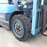 3 Diesel van de ton Vorkheftruck met Motor Isuzu en het Opheffen van Hoge 5m