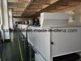 Pista ultra fina 3.5W del aislador del silicón para el LED que no enciende ninguna fábrica de la ISO de la junta de MOQ RoHS Heattink