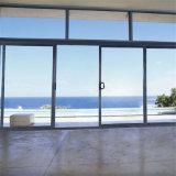 Precios increíbles usa puertas correderas de cristal francés de aluminio