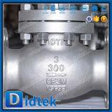 La flangia del volante di Didtek conclude la valvola di globo dell'acciaio inossidabile CF3m
