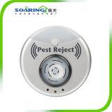 Новая конструкция ультразвуковые электромагнитные борьба с вредителями Repellers со светодиодной подсветкой ночное освещение