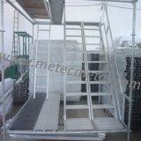 De Multifunctionele Ladder van het aluminium 4X5