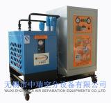 Generador de gas de nitrógeno para la alimentación