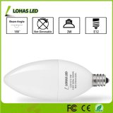 E12 E14 B22 3W LED Kerze-Licht des Glühlampe-weiches Weiß-3000K LED