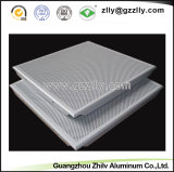 24 Tegels van het Plafond van het Aluminium van de Verkoop van '' *24 '' Hete Vierkante Akoestische Geperforeerde met ISO 9001