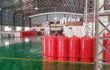 Sistema de la lucha contra el fuego FM200 del fuego los 210m del extinguidor de la eficacia alta