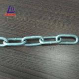 catena a maglia galvanizzata elettrotipia dell'acciaio dolce di 1/2 ''