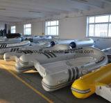 Liya los 3.3m 5 barco inflable de la costilla de las personas Hypalon/PVC