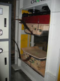 prensa de doblez de la madera contrachapada de alta frecuencia de la presión 3D para el brazo/las sillas del sofá