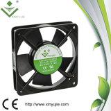 Xj12025h 120mm Wechselstrom-Ventilator-Kühler-Ventilator mit feuerfestem Antreiber