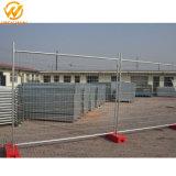 Feux piétons galvanisé à chaud Le contrôle des foules de clôtures temporaires