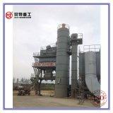 Usine de mélange de machinerie de construction de route de l'asphalte 80-400 Tph