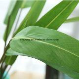Usines artificielles en soie d'offre en bambou artificielle de lames de fournisseur de la Chine pour la décoration de bouquets de mariage