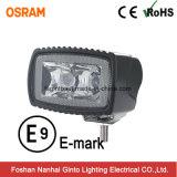 Luces campo a través del revés de la inundación de 4X4 Osram 12W LED (GT1012-10W)