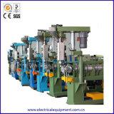 PVC電源コードの突き出る機械