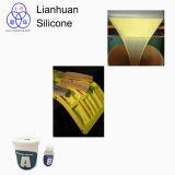Ningún caucho de silicón de la desgasificación RTV-2 de la necesidad para los moldes concretos decorativos del panel