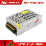 la fuente de alimentación más pequeña de la talla LED de 6A 24V con precio de fábrica