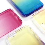 Bonne couverture glacée de vente de caisse de téléphone pour l'iPhone