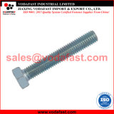 ISO 4017 DIN 933 boulon hexagonal avec la norme ISO 4032 DIN 934 Écrous hexagonaux en acier inoxydable
