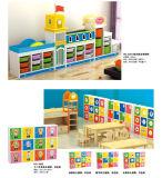 Mickey Canton armoire en bois pour l'école les enfants de jeu de rôle en bois M11-08402