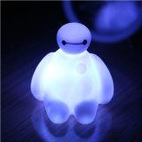 Dessin animé mignon L éclairage LED léger de Colorfu de lampes de DEL