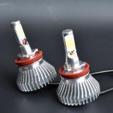 해바라기 H11 옥수수 속 LED 차 헤드라이트