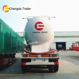 3 판매를 위한 반 차축 40cbm 시멘트 부피 트레일러