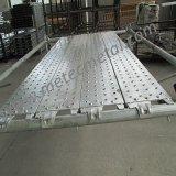 plataforma que recorre galvanizada alta calidad del andamio de acero de 240m m