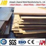 En10025 S355j2wp/S355j0wp que resiste a la placa de acero resistente
