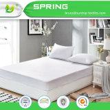 Protector de colchão de cama anti alérgicos respirável impermeável carpete sheet cheio