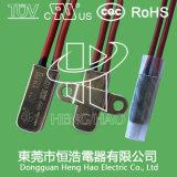 Interruptor de la temperatura con el certificado de CQC/TUV/UL/RoHS