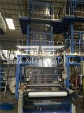 回転式の1300mm ABAのフィルムの吹く機械はヘッドを停止する