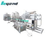 Melhor qualidade de 4 em 1 Sumo rotativa monobloco com máquinas de engarrafamento de Celulose