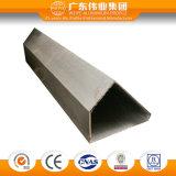 Alliage d'aluminium d'extrusion d'utilisation de guichet de porte de Weiye