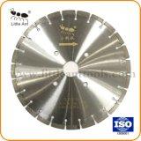 "14 "" /350mm 다이아몬드 안내장은 화강암을%s 톱날 기계설비 공구를 디스크를 자르는"