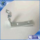 Métal personnalisé estampant le clip en aluminium galvanisé de forme de v