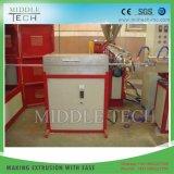 플라스틱 연약한 PVC 정원 기계를 만드는 섬유에 의하여 땋아지는 강화된 관 또는 관 또는 호스 밀어남 또는 압출기