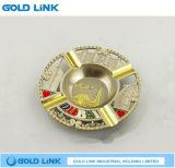 円形の空の版のカスタム金属は記念品の版の昇進のギフトを制作する
