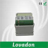 Трехфазный метр напряжения тока AC Lh-3uif23 и метра комбинации течения и частоты совмещенный цифров