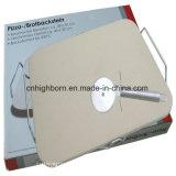 Refraktärer Hochtemperaturcordierite-keramischer Backen-Stein für Pizza