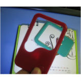 Hw-212PA Carte de lecture de poche LED Lighted Magnifying Magnifier carte de crédit
