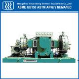 Kolbenartiger Luft-Gas-Kompressor