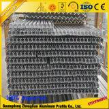 Carril linear de aluminio vendedor caliente 6063t5 para la decoración de los muebles