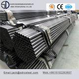 Ss330 laminados a frio de aço redondo de carbono soldado do tubo de mobiliário