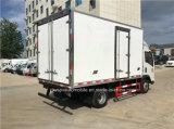 HOWO熱王が付いているRefrigerator冷やされていたトラック5トンの
