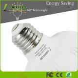 Bulbo blanco del Birdcage 20W T80 E26 de la hora solar equivalente LED del poder más elevado 2200lm 180watt