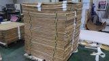 Doppi scheda/strato di legno di colore per incisione