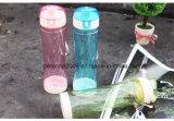 500ml de openlucht Draagbare Fles van het Water van Sporten Plastic