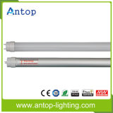 7 anni di T8 del tubo di lumen dell'uscita indicatore luminoso/130lm con Dimmable