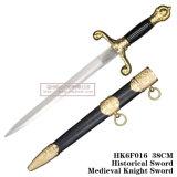 [إيوروبن] فارسة خنجر خنجر تاريخيّ [38كم] [هك6ف016]